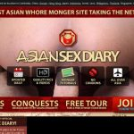 Asiansexdiary Account New