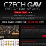 Czech GAV Become A Member