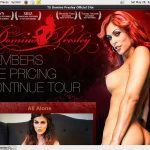 How To Get On TS Domino Presley For Free