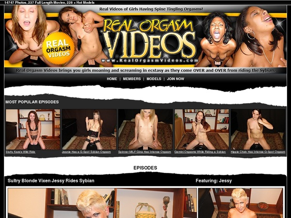 Realorgasmvideos.com Pay With