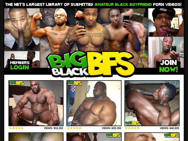 Big Black BFs Discount Sign Up