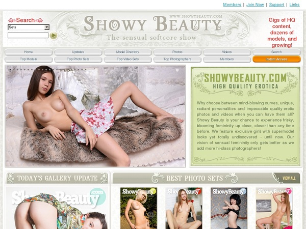 Showy Beauty Sale Price