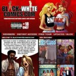 Black N White Comics With Directpay