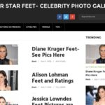 Super Star Feet Cost