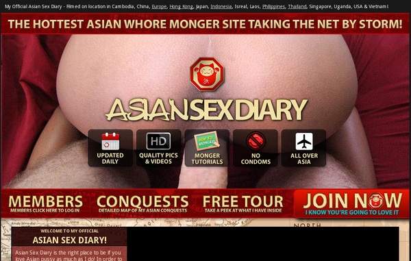 New Asian Sex Diary Accounts