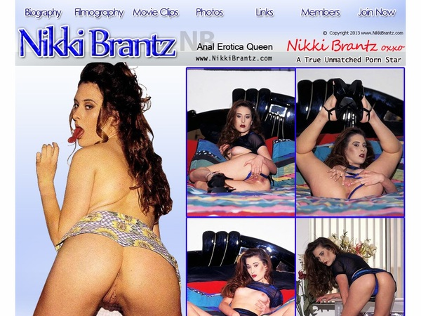 Nikkibrantz.com Login Password